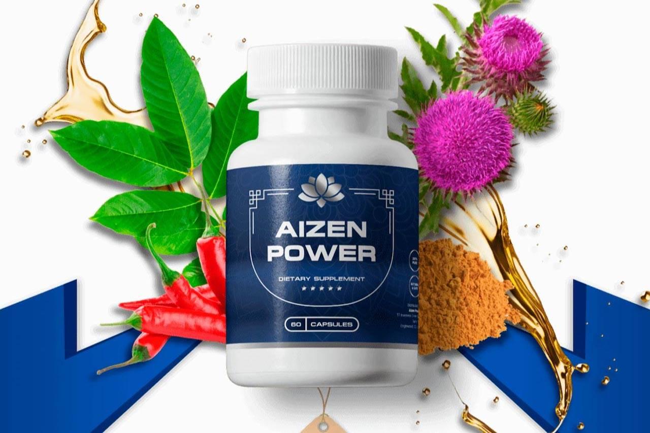 Aizen Power Male