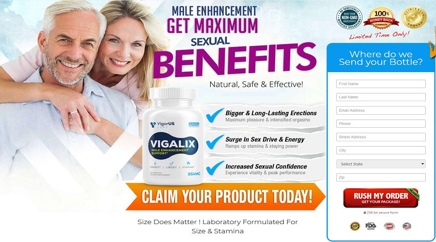 Vigalix Male Enhancement