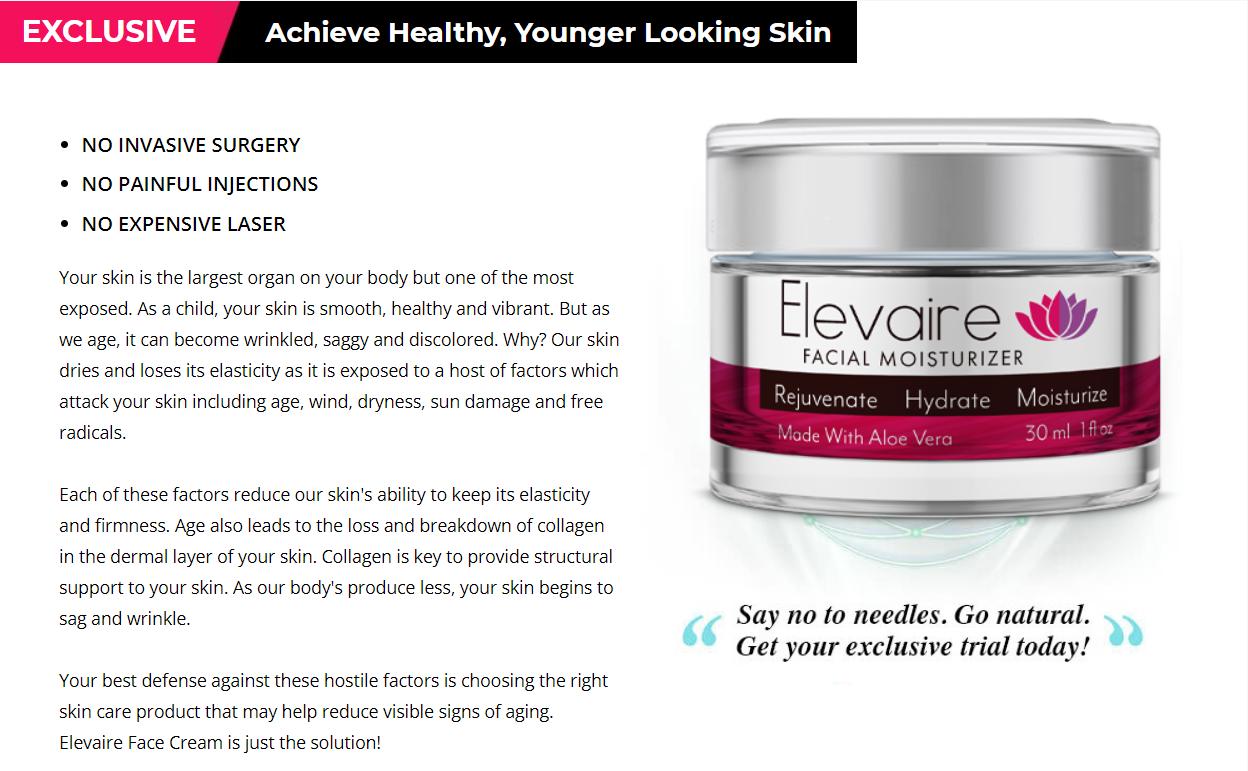 Elevaire Skin Cream