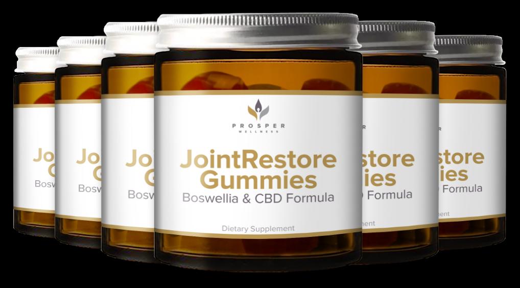 Joint Restore CBD Gummies