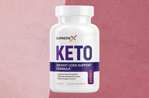 Supreme X Keto